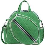 cinda b Tennis Tote - Verde Bonita - Sport Specific Bags