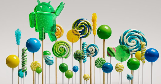 Google Announces Android Lollipop, Nexus 6 Smartphone, Nexus 9 Tablet