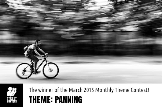 Winner of the Monthly Theme Contest for March 2015