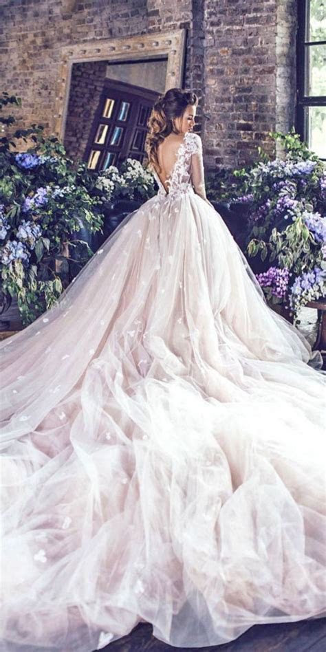 3902 Most Beautiful White Wedding Dress Ball Gown Ideas