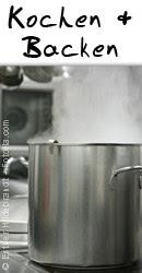 Blogparade Küchen Atlas: Kochen und Backen