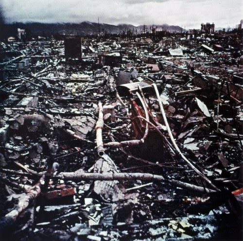 Hiroshima in color by J.R. Eyerman