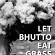 Let Bhutto Eat Grass: Book Review