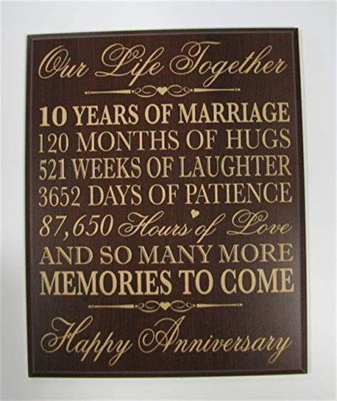 25  best ideas about 10th Anniversary Gifts on Pinterest