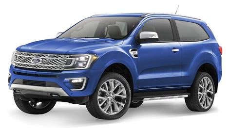 heres     potential  ford bronco suv
