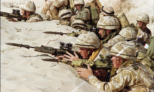 Gulf war syndrome: British Legion calls for more help for veterans