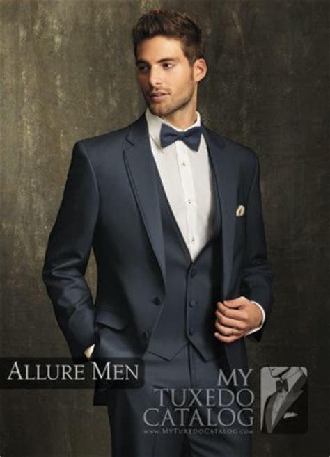 Slate Blue 'Bartlett' Tuxedo   Tuxedos & Suits