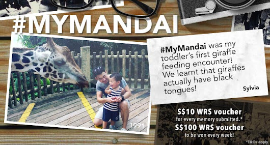 #MyMandai - Begin the New Year with WRS Vouchers