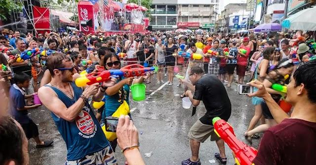 Festival Songkran di Bangkok DIBATALKAN