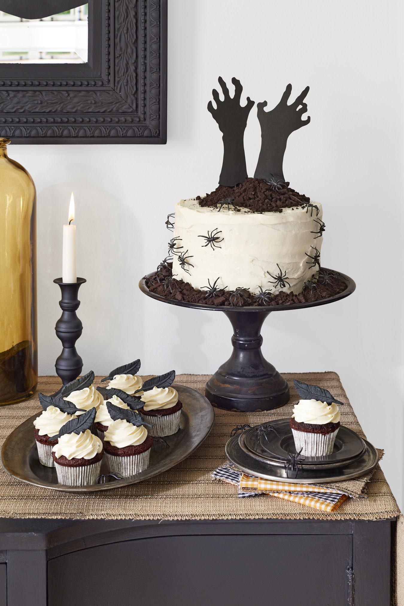 55 Easy Halloween Cakes - Recipes and Halloween Cake ...
