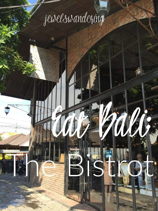Eat Bali: The Bistrot
