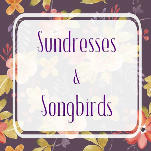 Sun Dresses and Songbirds by SunDressSongbird on Etsy