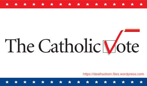 Voting Principles For Catholics