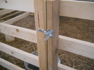 Barn Animal Stall Gate Latch