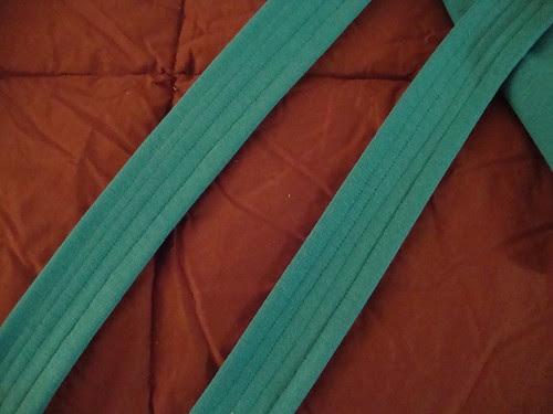 ties on new look 6729