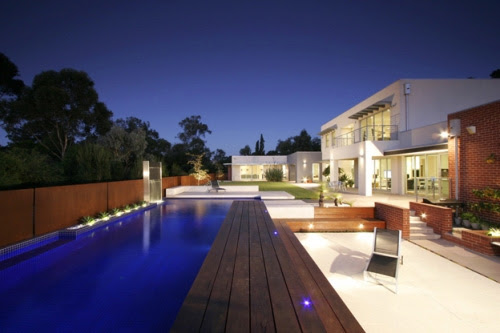 Lap Pool Design Ideas - latest modern designs from Out From The ...