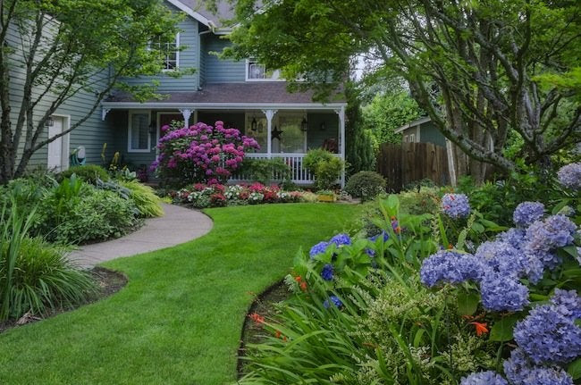 Front Yard Landscaping Ideas Bob Vila