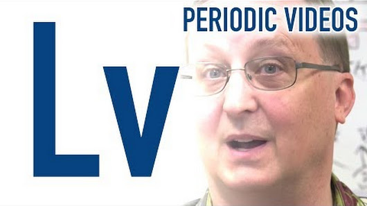 Periodic videos google the smelly element livermorium periodic table of videos urtaz Images