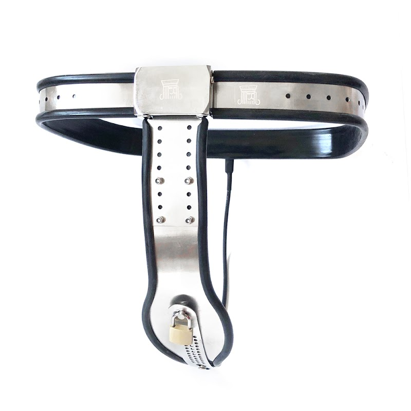 Sale  Latest Female Fully Adjustable Stainless Steel Chastity Belt W Prevent Masturbation Shield Adult Bo