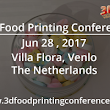 3D Printing Media Network Is Media Partner of 3D Food Printing Conference
