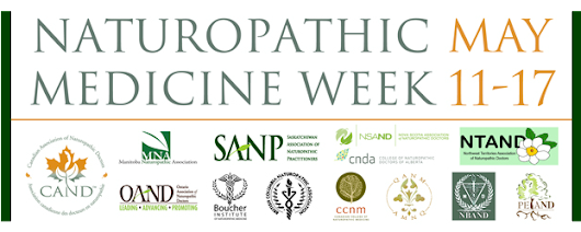Naturopathic Medicine Week Events