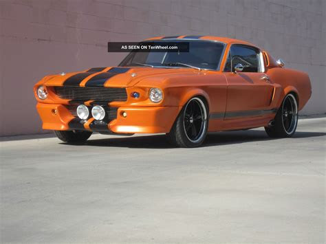 ford mustang fastback gt eleanor