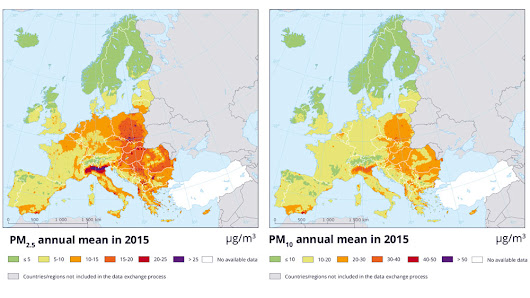 Pollution in EU wreaking havoc on human health