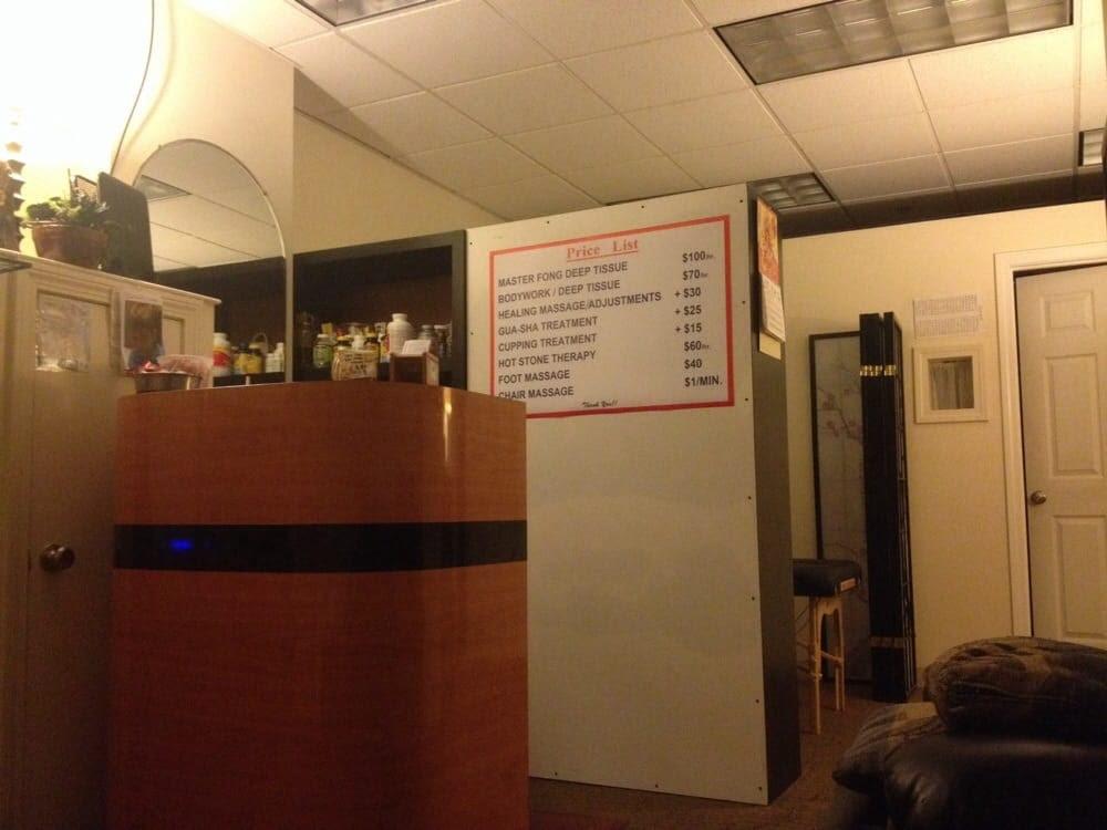 Fong Massage Therapy - Reflexology - Chinatown - Boston ...