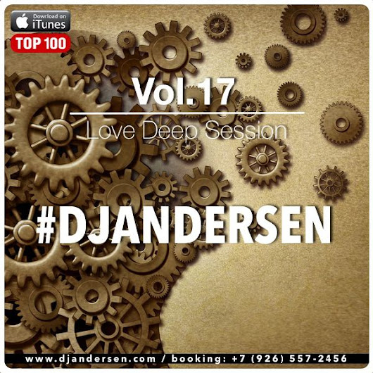 Dj Andersen | Top 100 DJ Russia |  house producer, remix artist.
