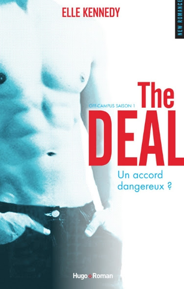 Couverture Off-campus, tome 1 : The deal