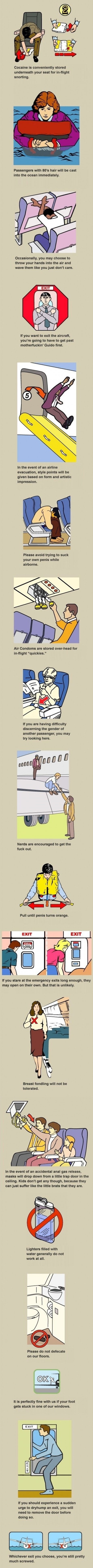 Airline Safety Rules