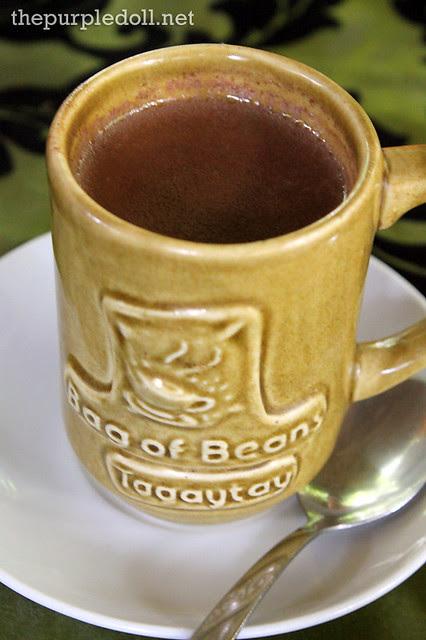 Hot Chocolate P115