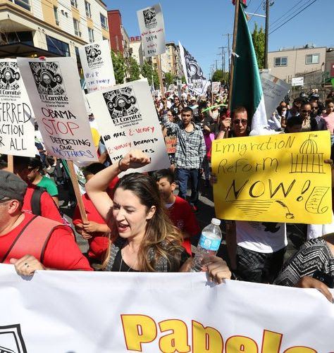 Live updates from May Day in Seattle: Anti-capitalist protesters clash with police