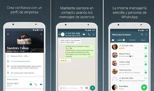 WhatsApp lanza WhatsApp Business o WhatsApp para negocios - Tech4fun