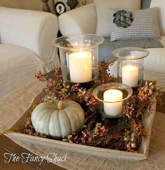 Autumn Decor for your Home! - KeciaClarke.com