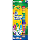Crayola Pip-Squeaks Washable Markers - 16 count
