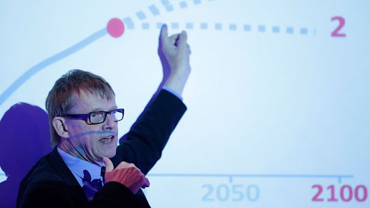 Hans Rosling: Data visionary and educator dies aged 68 - BBC News