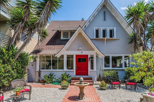 Top Property: Abbot Kinney's Original House in Venice