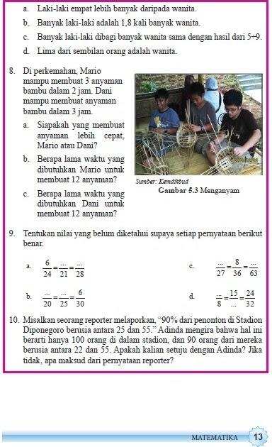 Good 15+ Kunci Jawaban Gladhen Kompetensi Kelas 10, Paling ...