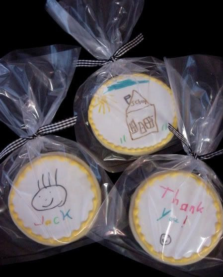 jack's teacher cookies