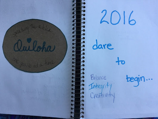 Dare To Begin! | quiloha