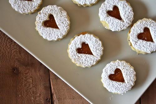 Biscotti arancia e albicocca