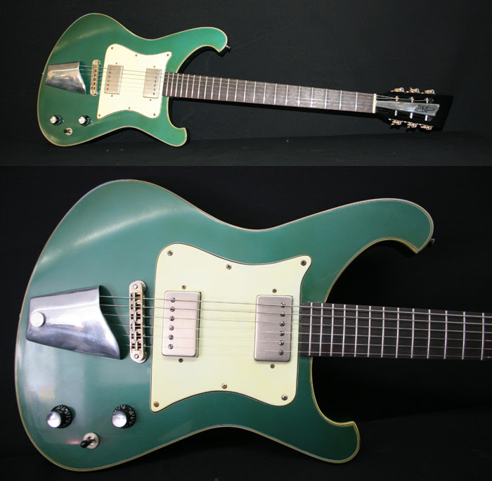 baron sherwood green