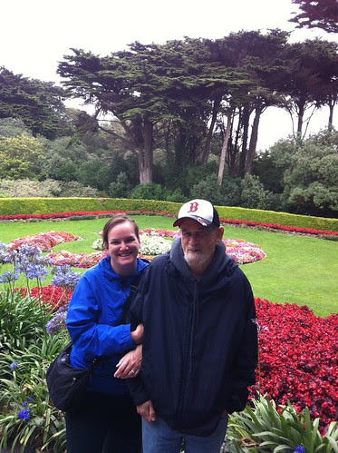 Suze and Phil at GG Park