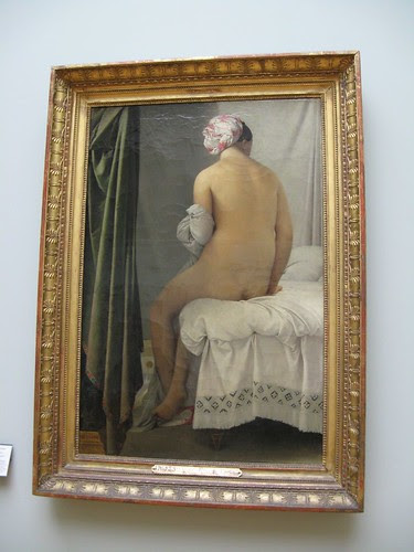 La bañista de Valpinçon de Ingres