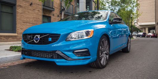 The 2017 S60 Polestar is a most intriguing car