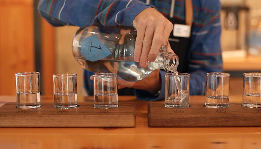 Water is what's on tap at this Minneapolis bar