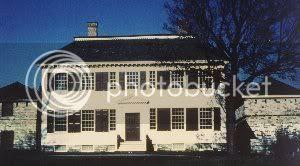 Revolutionary War home
