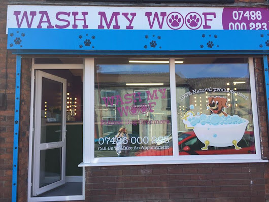WASH MY WOOF on Twitter