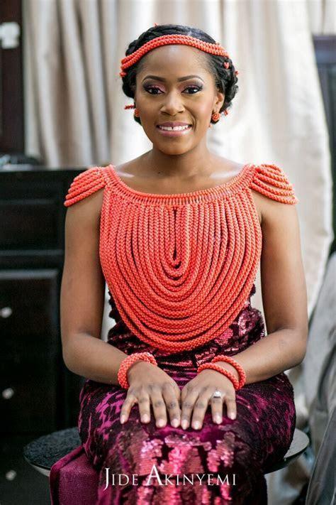 18 Pretty Perfect Traditional Nigerian Brides   Trad ideas